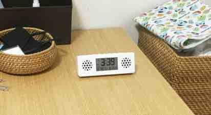 デジタル防水時計が直っていた01