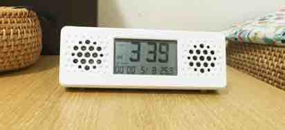 デジタル防水時計が直っていた02