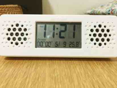 デジタル防水時計が直っていた03
